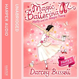 Magic Ballerina (15) - Holly and the Magic Tiara cover art