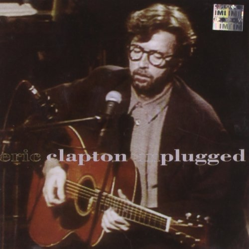 Eric Clapton Unplugged by ERIC CLAPTON (1992-08-02)
