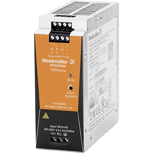 Weidmuller - Fuente alimentación Pro MAX 240w 24v 10a
