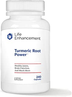 Turmeric Root Power Supplement - Life Enhancement