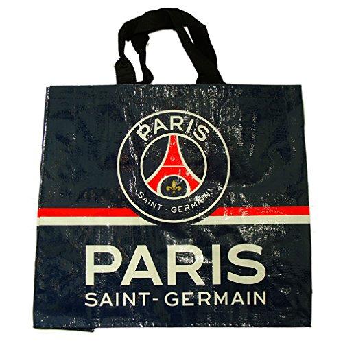 PSG - Large Official Paris Saint-Germain Tote Bag - Blue