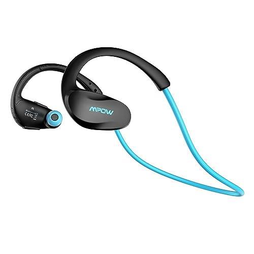 Mpow Auriculares Bluetooth Deportivos, Cheetah Auriculares Bluetooth 4.1 Deportivos Inalámbricos con Manos Libres para Correr