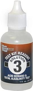 Blue Devil B7043 #3 Solution, 1 oz Bottle