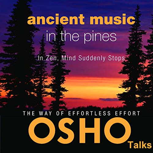 Ancient Music in the Pines audiobook cover art
