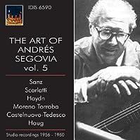 Various: Art of Andres Segovia