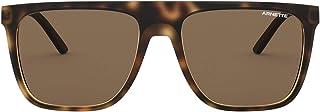ارنيت نظارة شمسية للرجال ، عدسات ذات لون بني