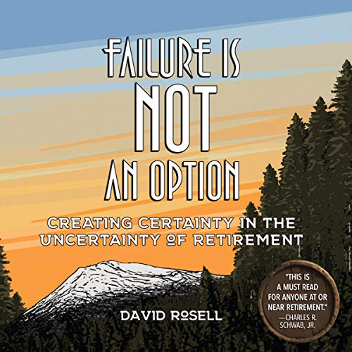 Failure Is not an Option Audiobook By David Rosell cover art