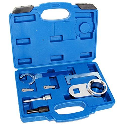 Zahnriemen Steuerriemen Werkzeug Motor Einstellwerkzeug Arretierwerkzeug passend passend für VW T4 LT Crafter 2.4 2.5 D SDI TDI 1009