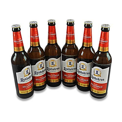 Landskron - Kellerbier (6 Flaschen à 0,5 l / 5% vol.)