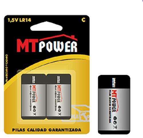 mercagas C LR14C–Batteria Alcalina MT di Power (blister)
