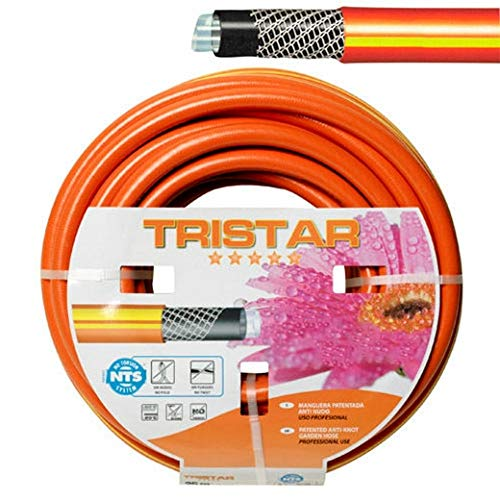 SATURNIA 8070640 Tube Tricotage No Torsion 15 mm Rouleau 50 M