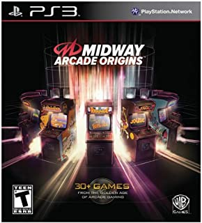 Midway Arcade Origins - Playstation 3