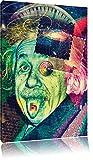 Einsteins secret Leinwandbild Bild auf Leinwand, XXL