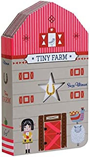 Tiny Farm: (Board Books for Toddlers, Interactive Children's Books)