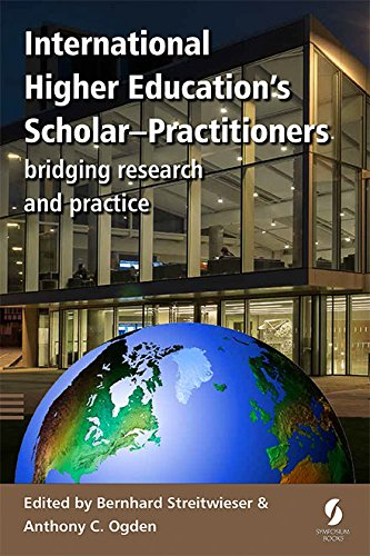 International Higher Education's Scholar-Practitioners: bridging research and practice download ebooks PDF Books