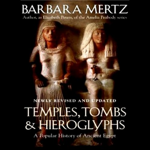 Temples, Tombs, and Hieroglyphs cover art
