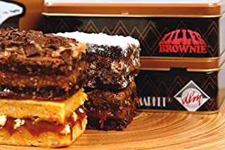 Killer Brownie® Gift Tin 4 Pk