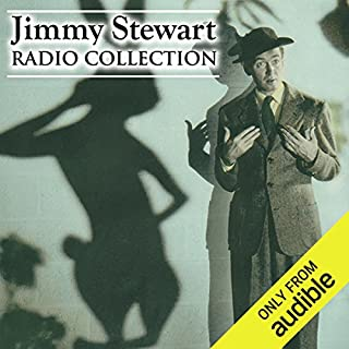 Jimmy Stewart - Radio Collection audiobook cover art