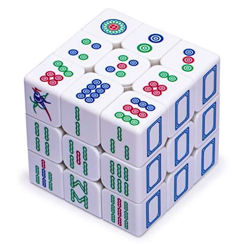 Mahjong Themed Rubik's Cube