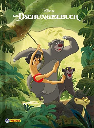 Disney Klassiker: Das Dschungelbuch: mit 3-D-Hologramm