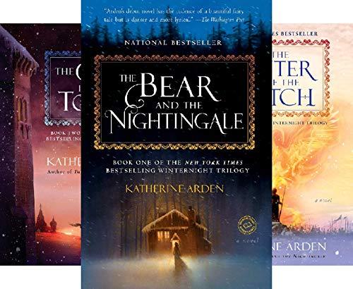 Winternight Trilogy (3 Book Series)