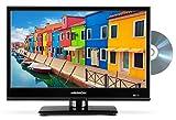 MEDION Life P12308 39,6 cm (15,6 Zoll) Fernseher (HD, Triple Tuner, DVD-Player, LCD-TV)