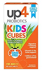 up4 probiotics kids cubes. The Simplified Family. How we keep our children healthy.