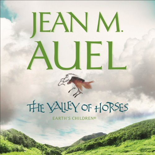 The Valley of Horses audiobook cover art