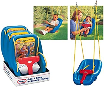 Little Tikes 2-In-1 Snug And Secure Swing