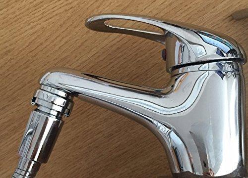 Adaptateur pour tuyau de douche et aérateur de robinet...