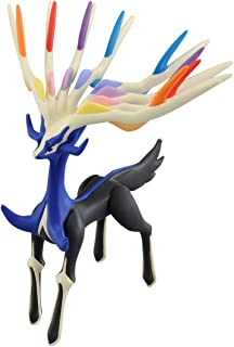 Pocket Monster Monster Collection MonColle ML-12 Xerneas Figure