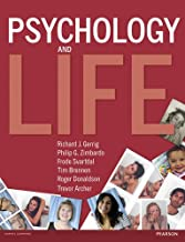 Psychology Life and MyPsychLab pack