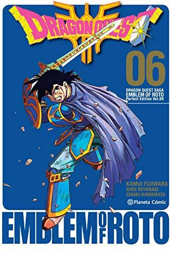 Dragon Quest Emblem Of Roto nº 06/15 (Manga Shonen)