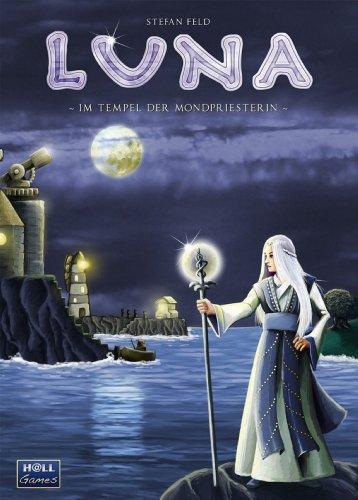 Unbekannt Hall Games HAG00002 - Luna: Reich der Mondpriesterin