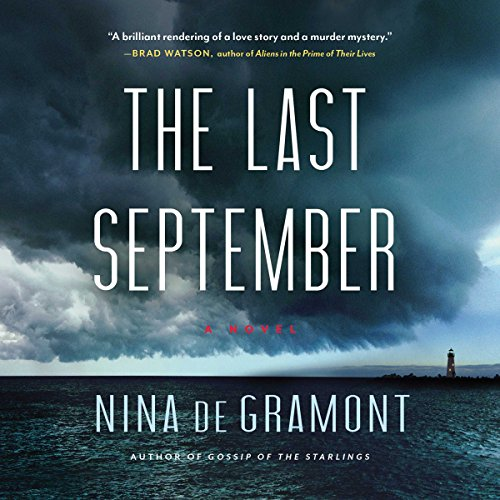 The Last September audiobook cover art