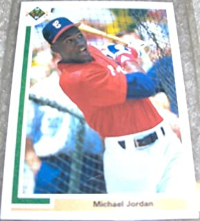 1991 upper deck michael jordan