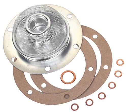 Oil Screen Kit, For Deep Sumps& 1500-1600 VW Sold Each, Compatible with Dune Buggy