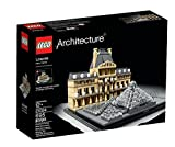 LEGO Architecture Louvre 695pieza(s) Juego de construcción - Juegos de construcción, 12 año(s), 695 Pieza(s), 17 cm, 19 cm, 13 cm