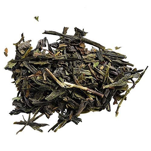 Grüner Tee Minze marokkanische Grüntee mit Nana-Minze Pfefferminze als Teemischung Cay Chai Tea aus Marokko ✔ ohne Aromastoffe ✔ ohne Zusatzstoffe ✔ ohne Konservierungsstoffe ✔ lose 100g