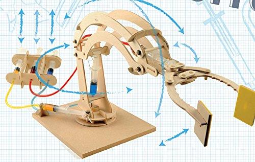 Pathfinders Robotic arm