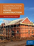 Construction Technology 1: House Construction (English Edition)