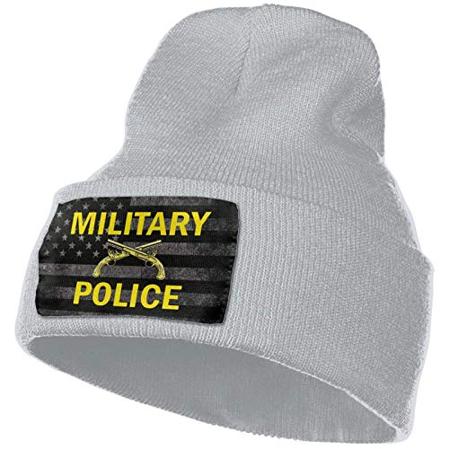 AOOEDM Beanie Military Men Knitted Hat Invierno Mujer Skull Cap