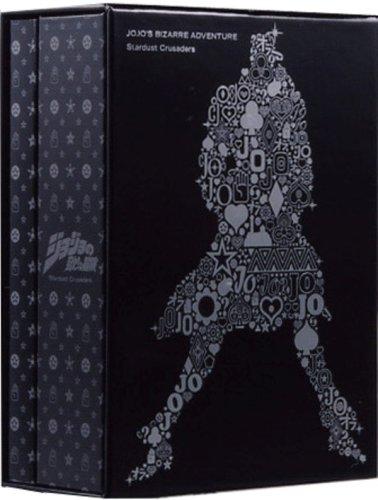 ジョジョの奇妙な冒険 第3部 スターダストクルセイダース DVD-BOX