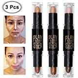 Concealer, Contour, Concealer Contour, Contouring und Highlighter in einem, 6 Colour Make up Concealer contouring stift, Bronzer, Kontur stift Und Highlighter Make-Up Für Jeden Hauttyp,...