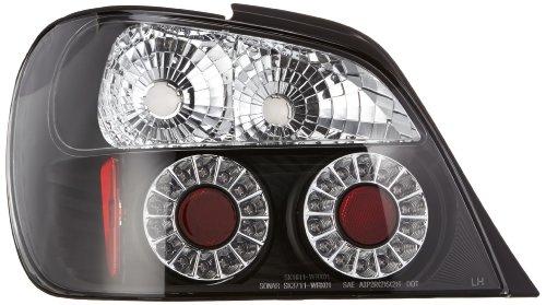 FK Automotive FKRLXLTY8005 LED Feux arrière, Noir