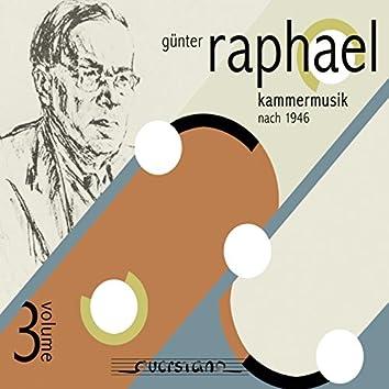 Günter Raphael (Kammermusik nach 1946)