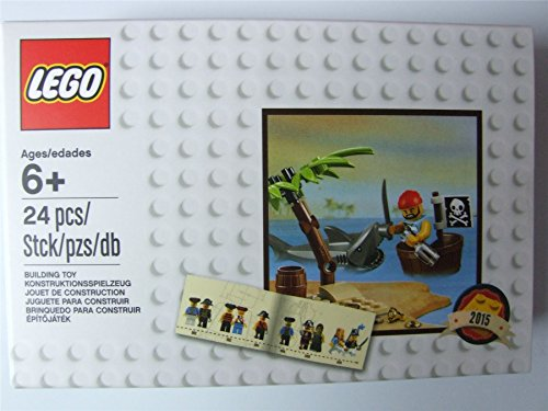 LEGO set 5003082 Exclusivité Edition Limitée Classic pirates Minifigures