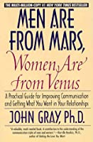 Men Are From Mars Women Are From Venus International Edition