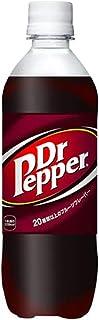 ドクターペッパー PET 500ml 24本×1ケース