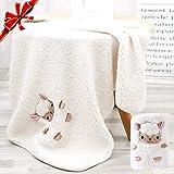 Fleece Baby Blankets,Super Soft...